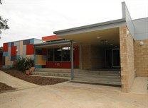 Main School Entrance